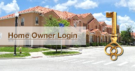Home Owner Login